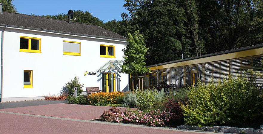 Der Hauptsitz der Steffel KKS GmbH in Lachendorf bei Celle